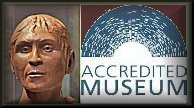Accredited  Museum  Sign